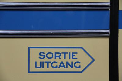 Brussels Tram Museum 8164 Voluwe Depot 2 Apr 13