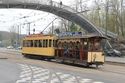 Brussels Tram Museum 1259_29 Avenue de Teruven Brussels Apr 13