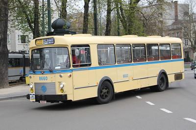 Brussels Tram Museum 8660 Tevurenlaan Brussels Apr 13