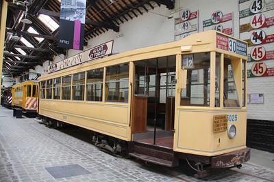 Brussels Tram Museum 5025 Voluwe Depot Apr 13
