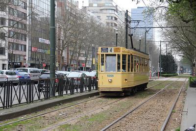 Brussels Tram Museum 5008 Avenue Louise Brussels 1 Apr 13