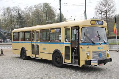 Brussels Tram Museum 8660 Voluwe Depot Apr 13