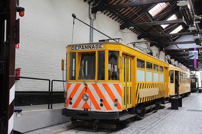 Brussels Tram Museum 7 Voluwe Depot 2 Apr 13