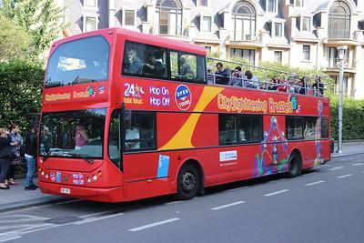 Brussels City Tours XMI087 Bvd de l_Imperatrice Brussels Jun 17