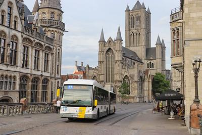 De Lijn 2198 Sint Michielshelling Gent 2 Jun 17