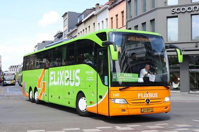 Besseling Vervoert 34BHP8 Gemeentestraat Antwerp 1 Jun 17