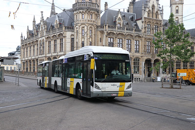 De Lijn 4603 Sint Michielshelling Gent 1 Jun 17