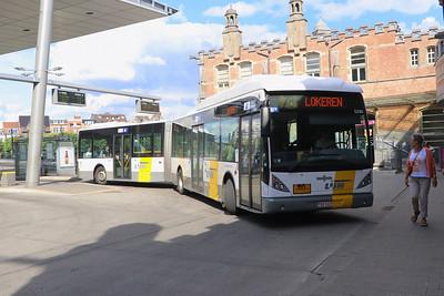 De Lijn 5230 Sint Pieters Station Gent Jun 17