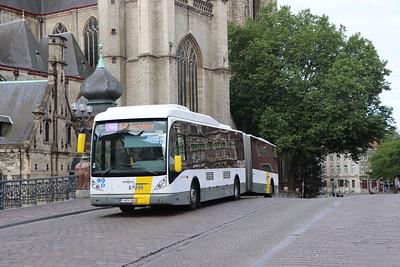 De Lijn 2196 Sint Michielshelling Gent 12 Jun 17