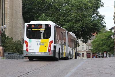 De Lijn 2195 Sint Michielshelling Gent 2 Jun 17