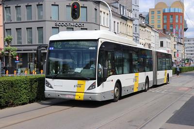 De Lijn 4809 Gemeentestraat Antwerp Jun 17