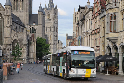 De Lijn 5368 Sint Michielshelling Gent 2 Jun 17
