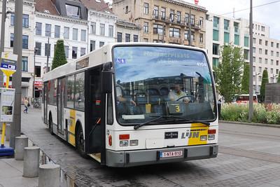 De Lijn 4104 Koningin Astridplein Antwerp 1 Jun 17