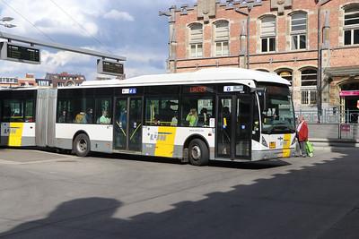De Lijn 5230 Sint Pieters Station Gent 1 Jun 17