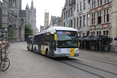 De Lijn 2195 Sint Michielshelling Gent 1 Jun 17