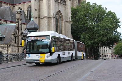 De Lijn 2196 Sint Michielshelling Gent 13 Jun 17
