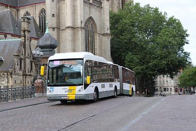 De Lijn 2196 Sint Michielshelling Gent 11 Jun 17