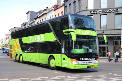 Besseling Vervoert 60BGF5 Gemeentestraat Antwerp 1 Jun 17