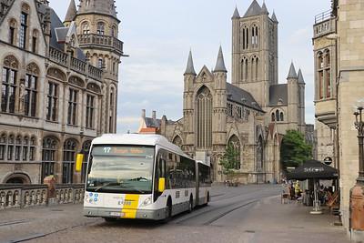 De Lijn 2198 Sint Michielshelling Gent 6 Jun 17