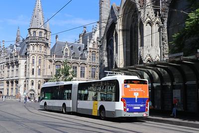 De Lijn 5373 Sint Michielshelling Gent Jun 17