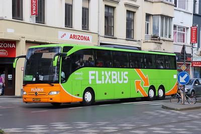 Besseling Vervoert 34BHP8 Gemeentestraat Antwerp 2 Jun 17JPG