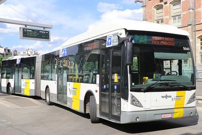 De Lijn 5043 Sint Pieters Station Gent Jun 17