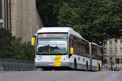 De Lijn 2196 Sint Michielshelling Gent 7 Jun 17