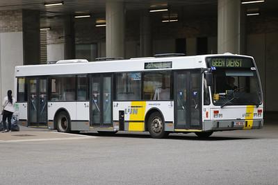 De Lijn 4235 St Pieters Station Gent Jun 17