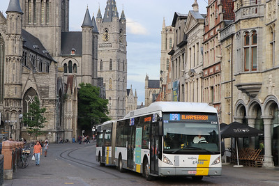 De Lijn 5368 Sint Michielshelling Gent 3 Jun 17