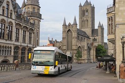 De Lijn 2198 Sint Michielshelling Gent 5 Jun 17