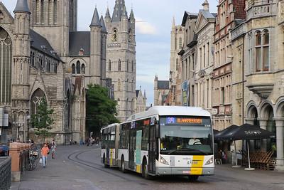 De Lijn 5368 Sint Michielshelling Gent 1 Jun 17