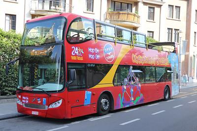 Brussels City Tours YZT059 Bvd de l_Imperatrice Brussels Jun 17