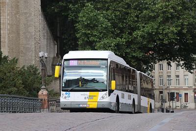 De Lijn 2196 Sint Michielshelling Gent 1 Jun 17