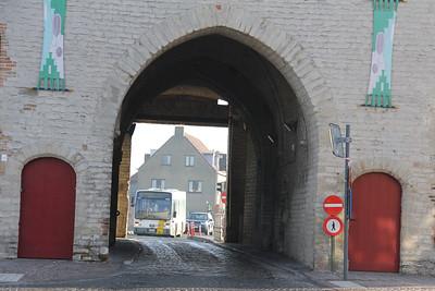 De Lijn 4136 Kruisepoort Brugge 1 Feb 18
