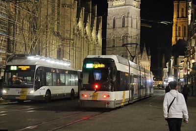 De Lijn 5358_6338 Cataloniëstraat Gent 1 Feb 18