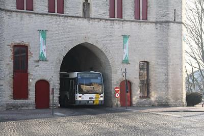 De Lijn 4136 Kruisepoort Brugge 3 Feb 18
