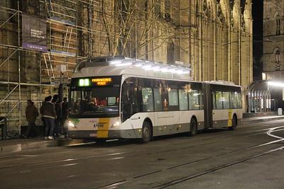 De Lijn 5358 Cataloniëstraat Gent Feb 18