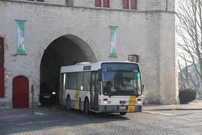 De Lijn 4136 Kruisepoort Brugge 6 Feb 18
