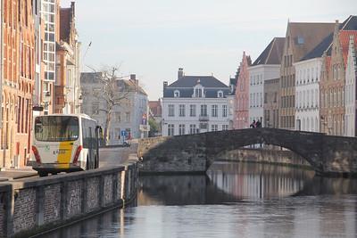 De Lijn 4967 Spiegelrei Brugge 1 Feb 18
