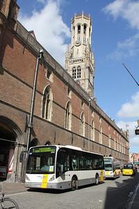 De Lijn 4702 Wollestraat Bruges 2 Apr 13