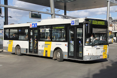 De Lijn 4556 Sint Pieters Station Gent Apr 13