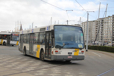 De Lijn 3024 Natienkaai Ostende Apr 13