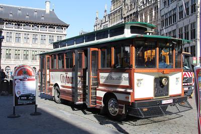 Antwerp Shuttle Tour 1CPH525 Grote Markt Antwerp 1 Apr 13
