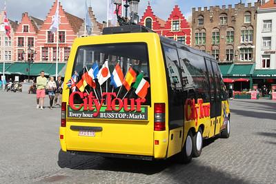 Brugge City Tour KRD619 Markt Bruges 2 Apr 13