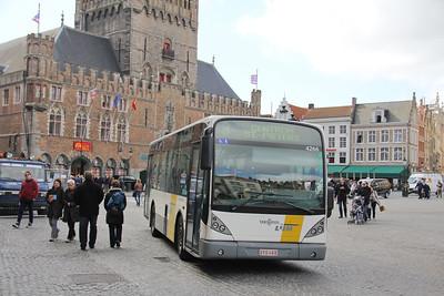 De Lijn 4266 Markt Bruges Apr 13
