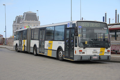De Lijn 3366 Ostende Bus Stn Apr 13