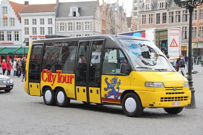 Brugge City Tour KRD619 Markt Bruges 1 Apr 13