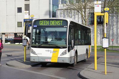 De Lijn 4978 Kortrijk Station Apr 13