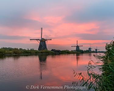 Nederland_Kinderdijk_SD_Kinderdijk_Nieuwpoort en Schoonhoven