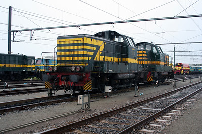 7410 at Antwerp Nord Depot on 20th August 2006